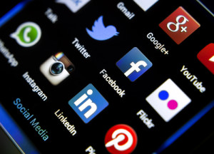 Coaching with social media