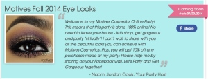 Motives Online Party