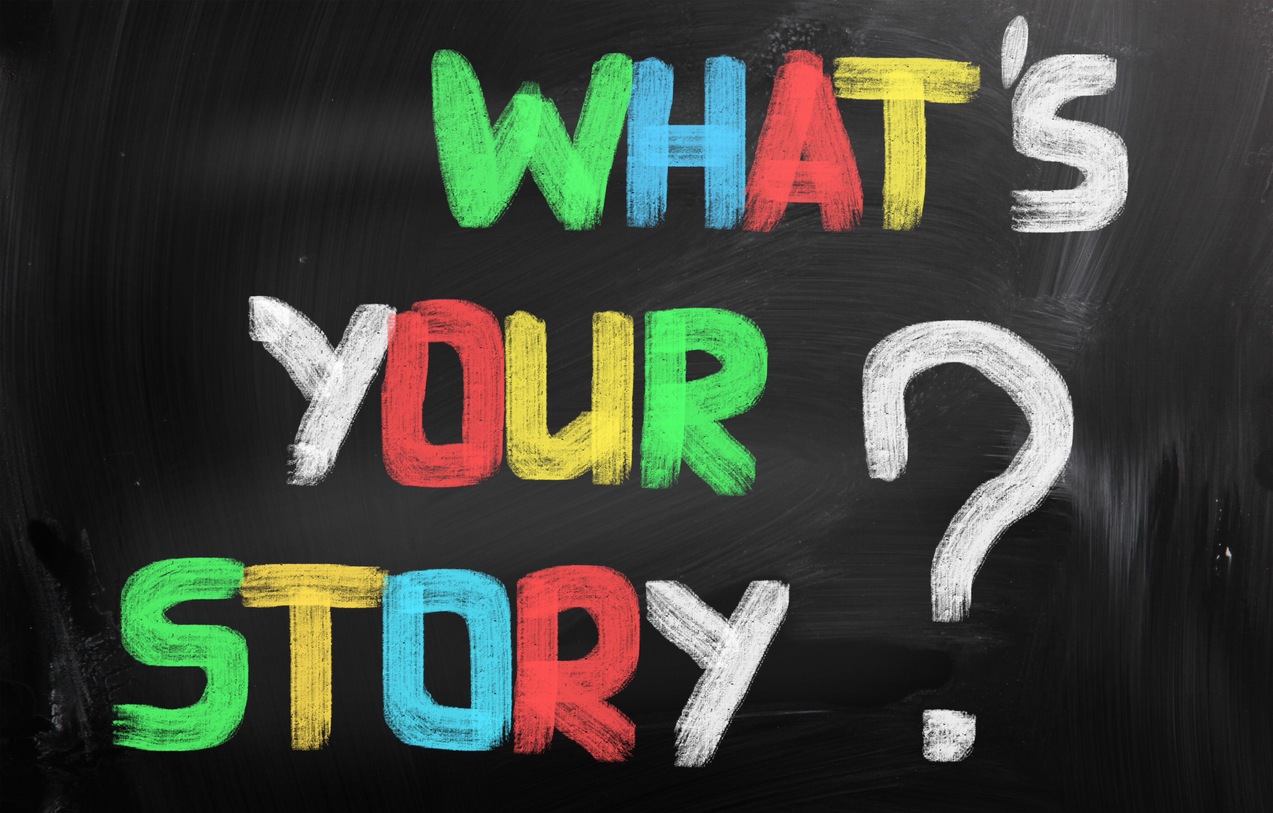 Tell Yourself A Story
